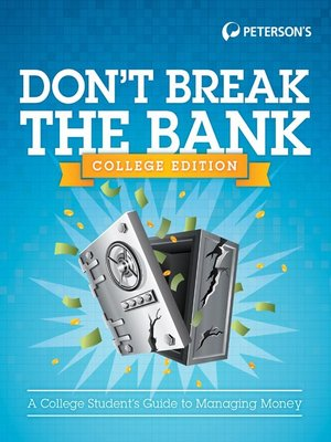 Don't Break the Bank