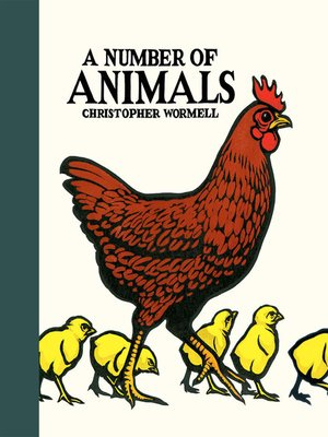 Click this cover for a(n) eBook sample of A Number of Animals.
