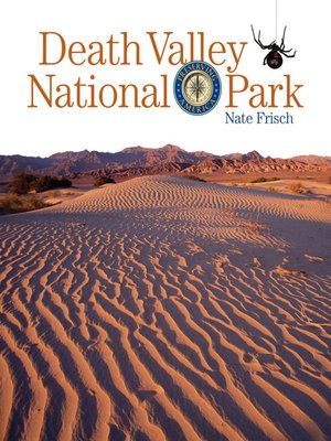 Click this cover for a(n) eBook sample of Death Valley National Park