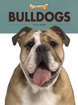 Click this cover for a(n) eBook sample of Bulldogs.