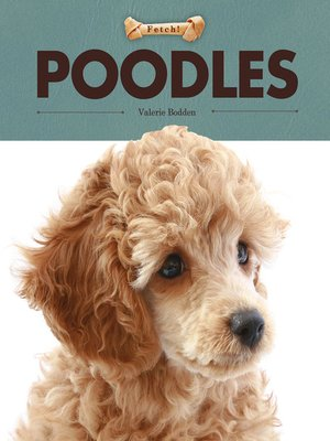 Cover of Poodles