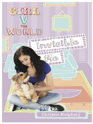 Click this cover for a(n) eBook sample of Invisible Me.