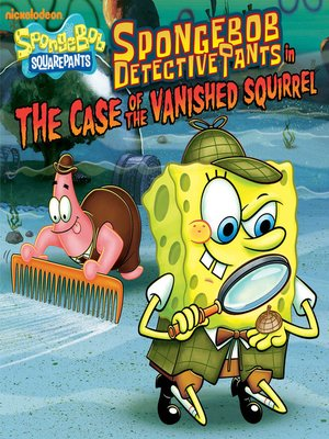 Cover of SpongeBob DetectivePants