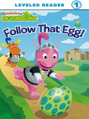 Click this cover for a(n) eBook sample of Follow That Egg!.