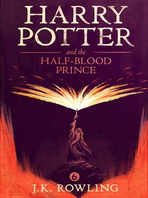 Click this cover for a(n) eBook sample of Harry Potter and the Half-Blood Prince