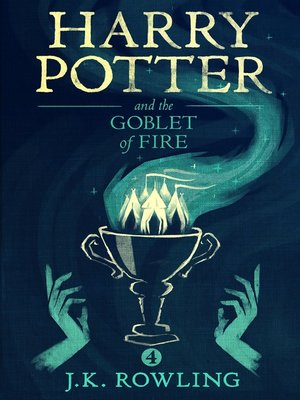 Click this cover for a(n) eBook sample of Harry Potter and the Goblet of Fire