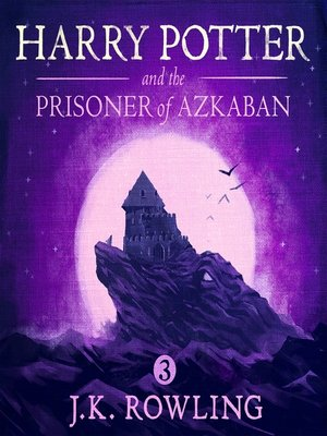 Click this cover for a(n) Audiobook sample of Harry Potter and the Prisoner of Azkaban