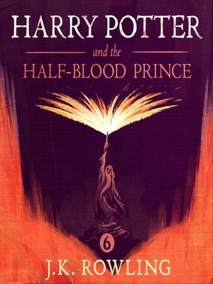 Click this cover for a(n) Audiobook sample of Harry Potter and the Half-Blood Prince.