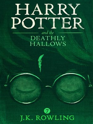 Click this cover for a(n) eBook sample of Harry Potter and the Deathly Hallows