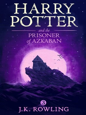 Click this cover for a(n) eBook sample of Harry Potter and the Prisoner of Azkaban
