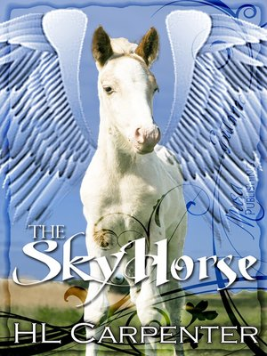 Click this cover for a(n) eBook sample of The SkyHorse.