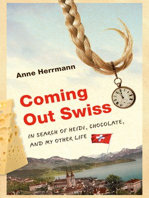 Click this cover for a(n) eBook sample of Coming Out Swiss.