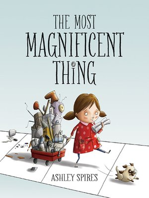 Click this cover for a(n) eBook sample of The Most Magnificent Thing.