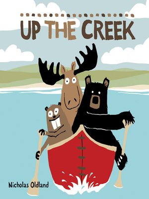 Click this cover for a(n) eBook sample of Up the Creek