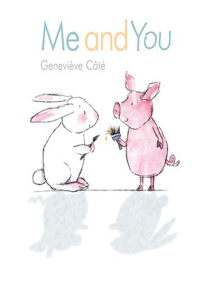 Click this cover for a(n) eBook sample of Me and You.