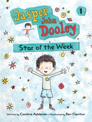 Jasper John Dooley, Star of the Week