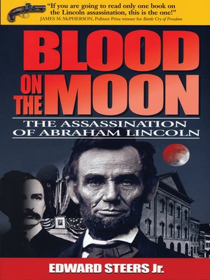 Click this cover for a(n) eBook sample of Blood on the Moon