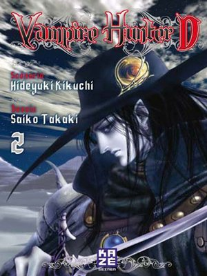 Vampire Hunter D (Version française), Volume 2