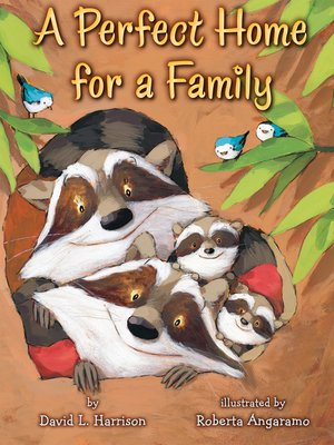 Click this cover for a(n) eBook sample of A Perfect Home for a Family.