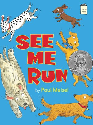 Click this cover for a(n) eBook sample of See Me Run.