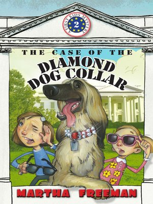 Cover of The Case of the Diamond Dog Collar
