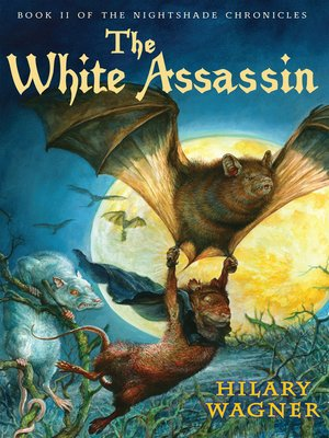 Click this cover for a(n) eBook sample of The White Assassin.