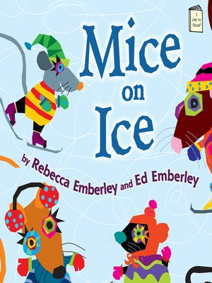 Click this cover for a(n) eBook sample of Mice on Ice