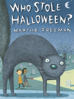 Click this cover for a(n) eBook sample of Who Stole Halloween?