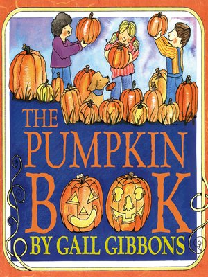 Click this cover for a(n) eBook sample of The Pumpkin Book.