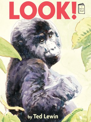 Click this cover for a(n) eBook sample of Look!.