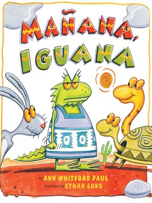 Click this cover for a(n) eBook sample of Manana, Iguana.