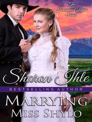 Click this cover for a(n) eBook sample of Marrying Miss Shylo.