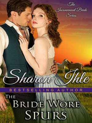 Click this cover for a(n) eBook sample of The Bride Wore Spurs