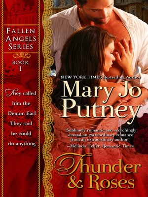 Click this cover for a(n) eBook sample of Thunder and Roses.