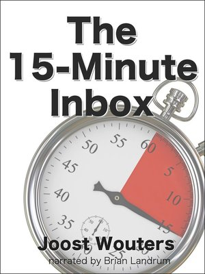 The 15-Minute Inbox