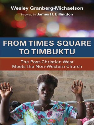 From Times Square to Timbuktu