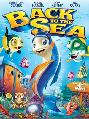 Cover of Back to the Sea