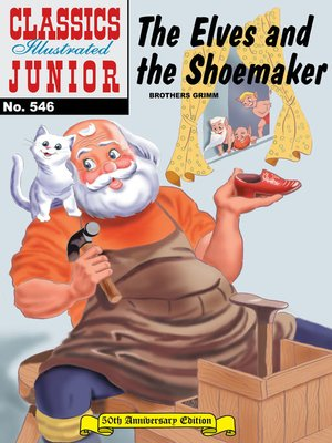 Click this cover for a(n) eBook sample of The Elves and the Shoemaker