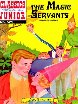 Cover of The Magic Servants