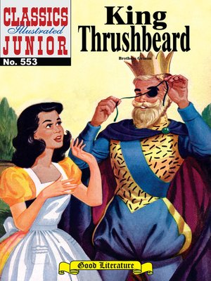 Click this cover for a(n) eBook sample of King Thrushbeard.