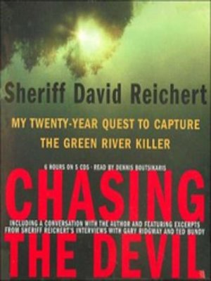 Cover of Chasing the Devil
