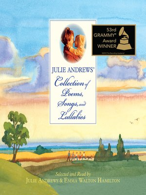 Cover of Julie Andrews' Collection of Poems, Songs, And Lullabies