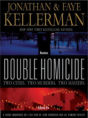 Cover of Double Homicide