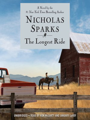 Cover of The Longest Ride