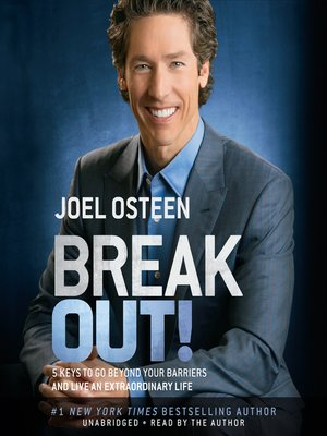 Click this cover for a(n) Audiobook sample of Break Out!