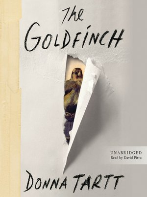 Click this cover for a(n) Audiobook sample of The Goldfinch