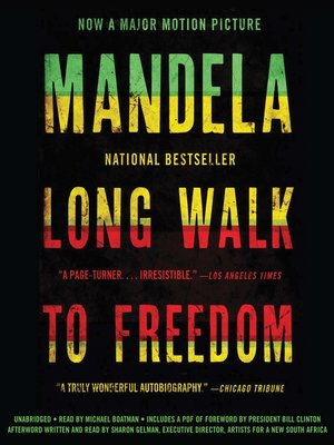 Cover of Long Walk to Freedom