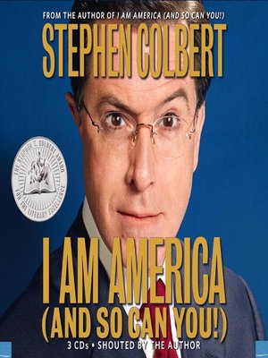 Cover of I Am America And So Can You