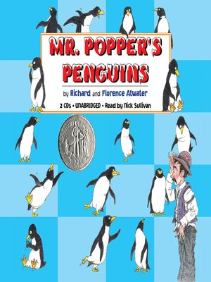 Cover of Mr. Popper's Penguins