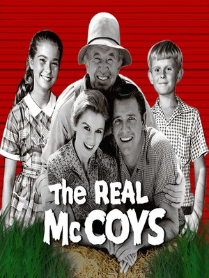 Click this cover for a(n) Video sample of The Real McCoys, Season 1